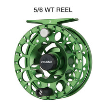 Piscifun Sword II Green Fly Reel 3/4 5/6 7/8