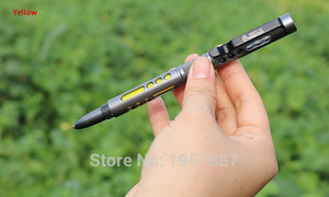 Fashion Colors Aluminum Tactical Pen