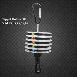 Maximumcatch Tippet Line with Holder & Spool Tender