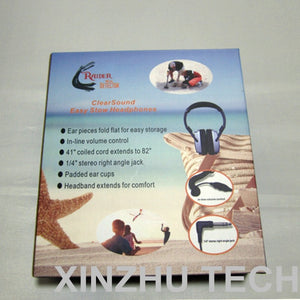 RAIDER Metal Detector Headphones