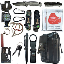 16 piece survival kit