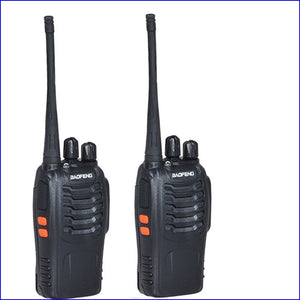 2 pc. Two Way Radio set