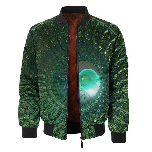 Untravel Bomber Jacket