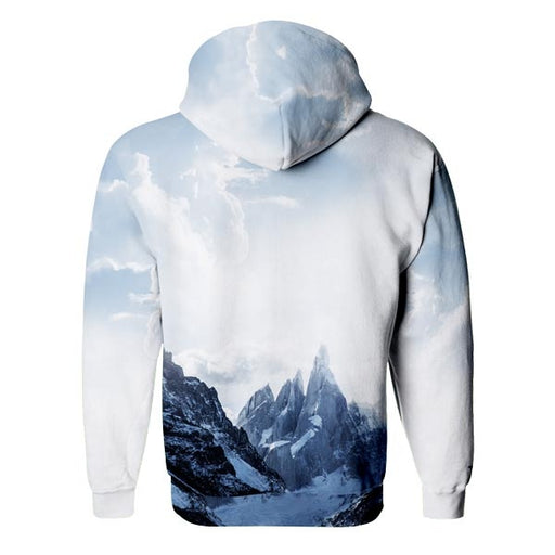 Snow Ridge Zip Up Hoodie