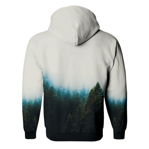 Observation Zip Up Hoodie