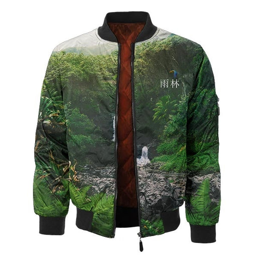 Rest Fo Bomber Jacket