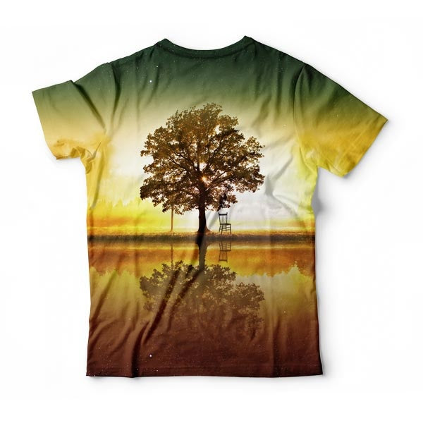 Galaxy Tree T-Shirt