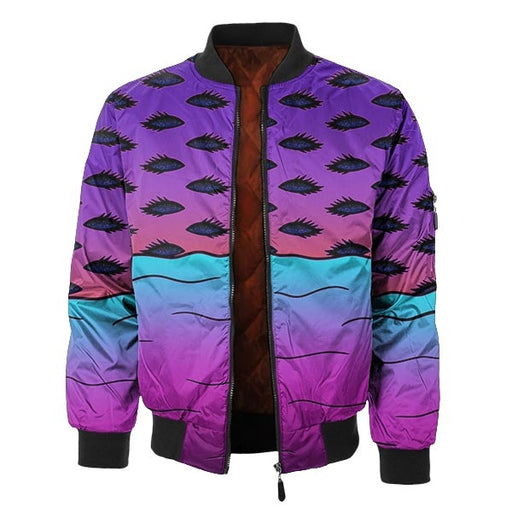 Deep Sea Bomber Jacket