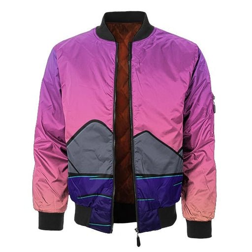Bubble Gum Bomber Jacket