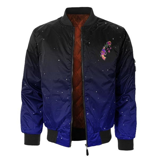 Gun n' Rose Bomber Jacket