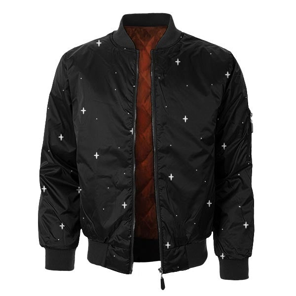 Time Travel Bomber Jacket