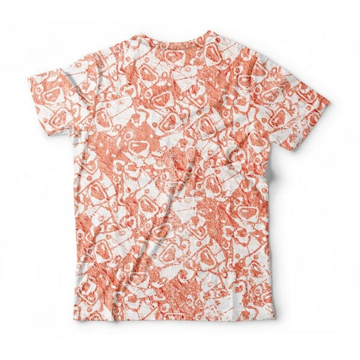 Pattern Design T-Shirt
