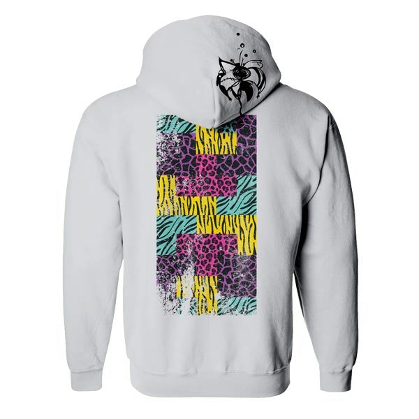 Bird Zip Up Hoodie