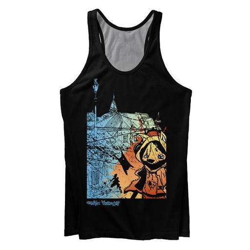 FoxSplash Tank Top