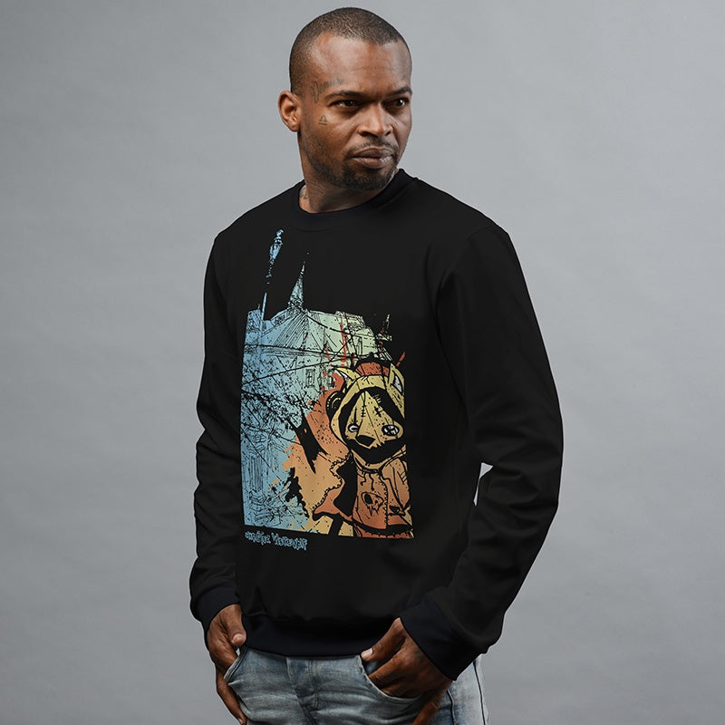 FoxSplash Sweatshirt