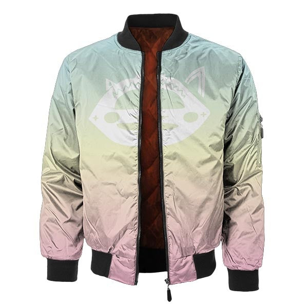 GradientCat Bomber Jacket