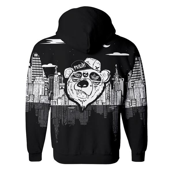 Urban Fresh Zip Up Hoodie