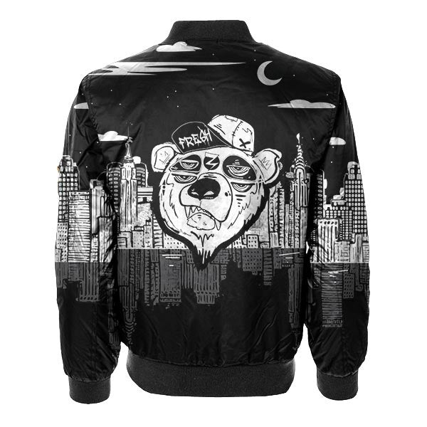 Urban Fresh Bomber Jacket