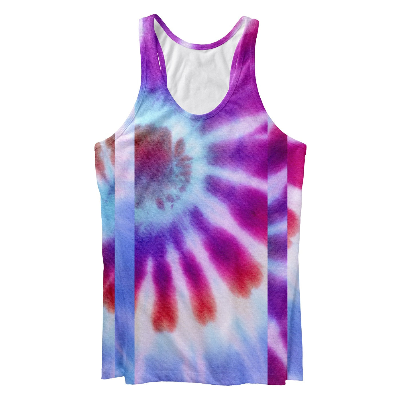 Discoloration Tank Top