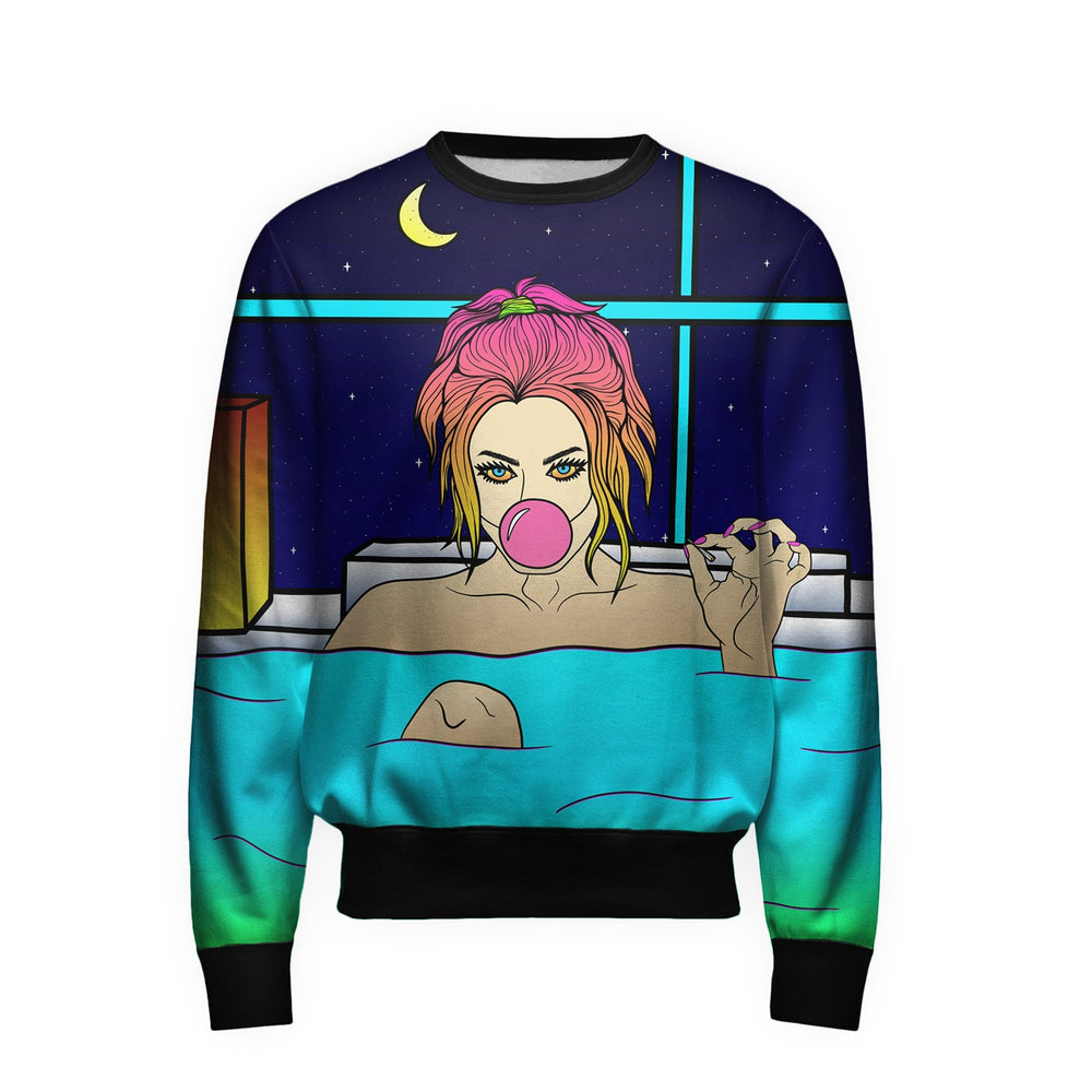 Bubble Bath Sweatshirt