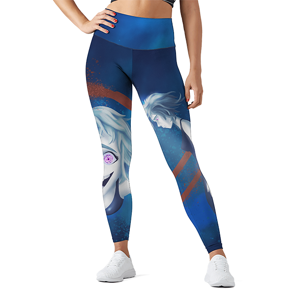 Anime Kyoki Leggings
