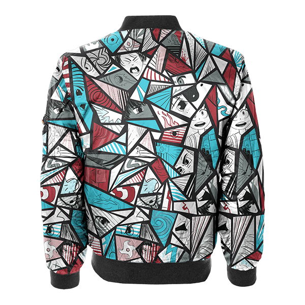 Anime Disrupt Bomber Jacket