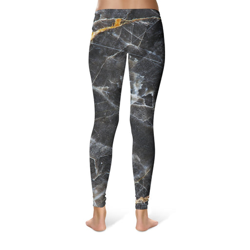 Dark Marble Leggings