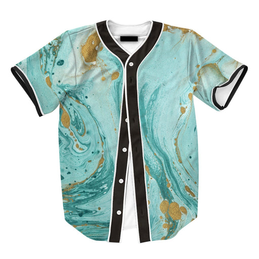 Decorative Marble Texture Jersey