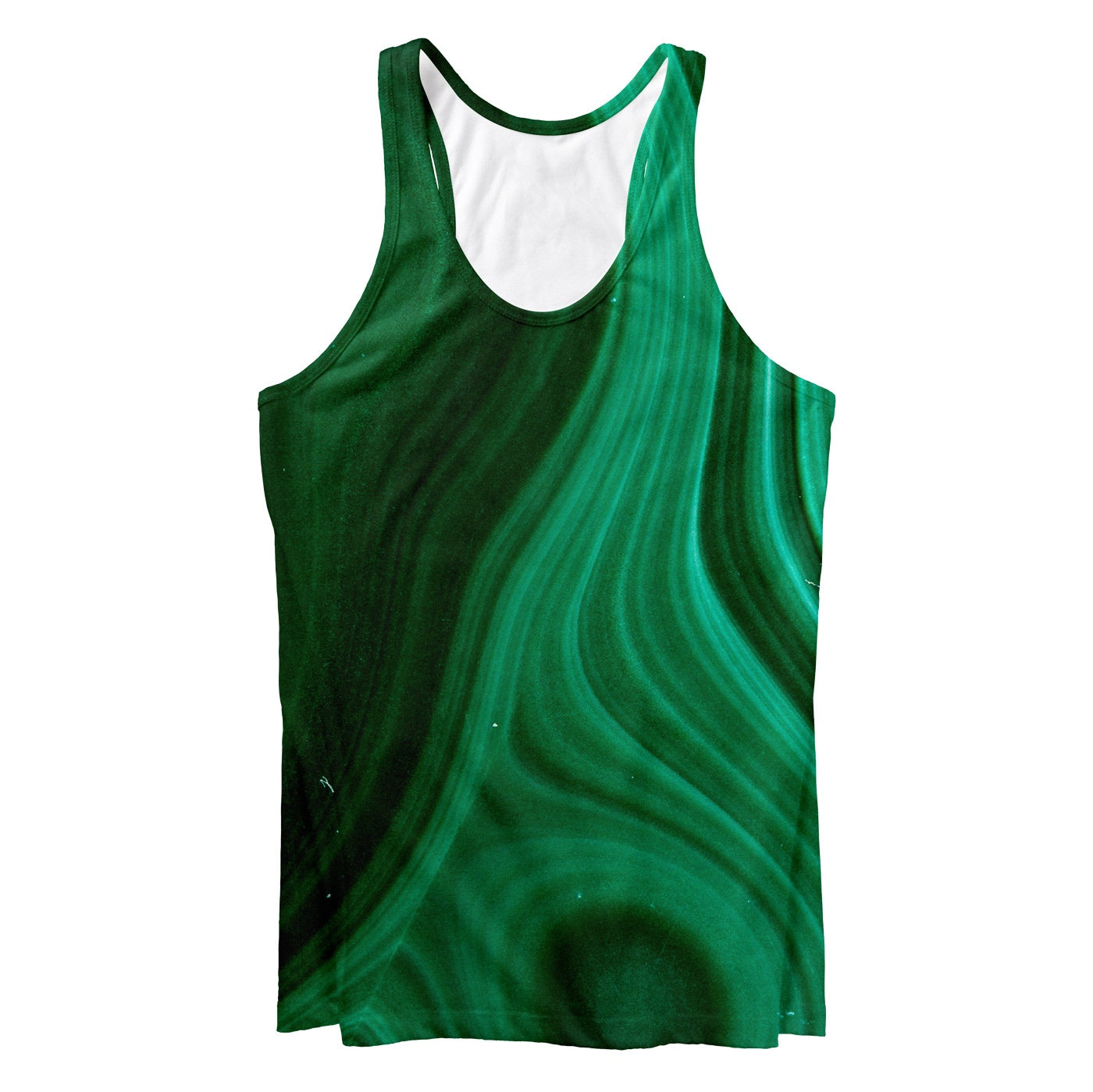 Macro Malachite Tank Top