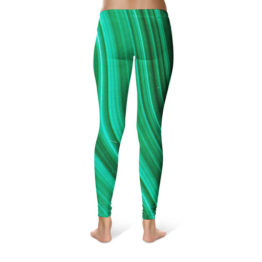 Macro Malachite Leggings