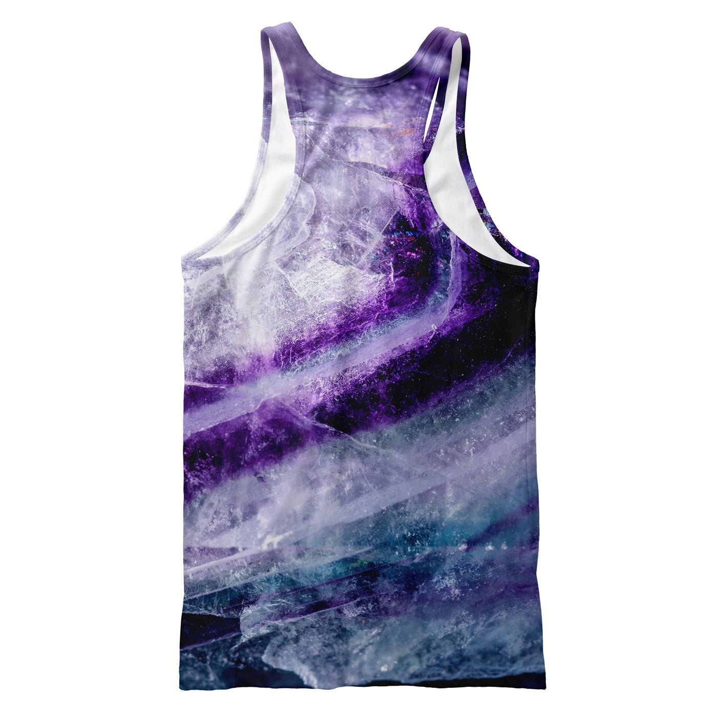 Mineral Stone Fluorite Crystal Tank Top