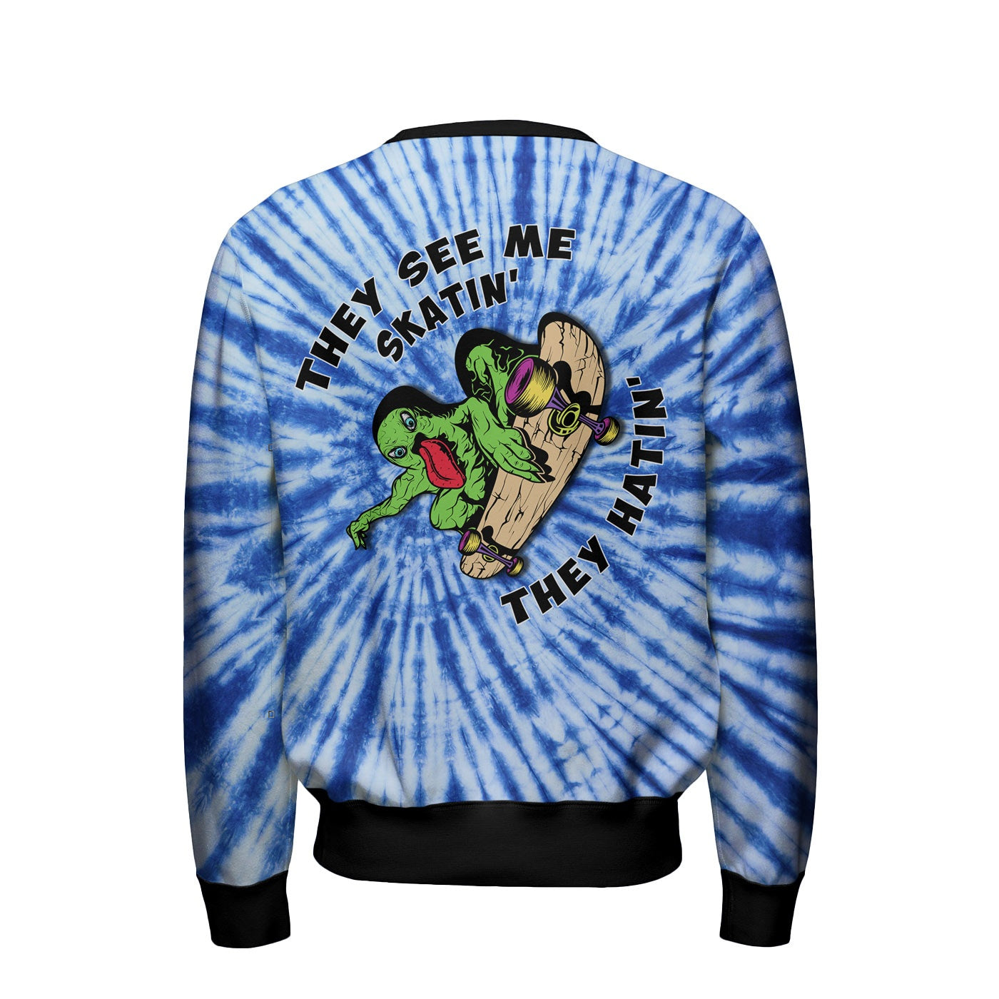 Skate Monster Sweatshirt