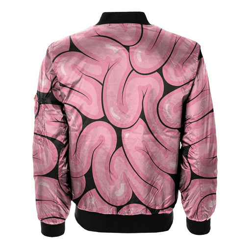 Brainwash Bomber Jacket