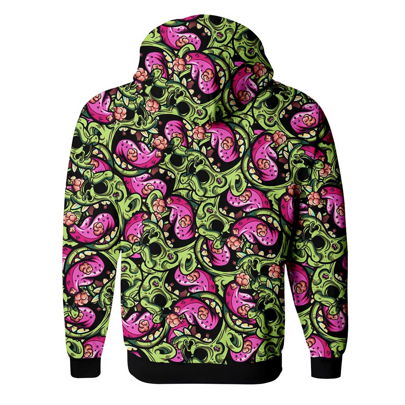 Zombies Zip Up Hoodie