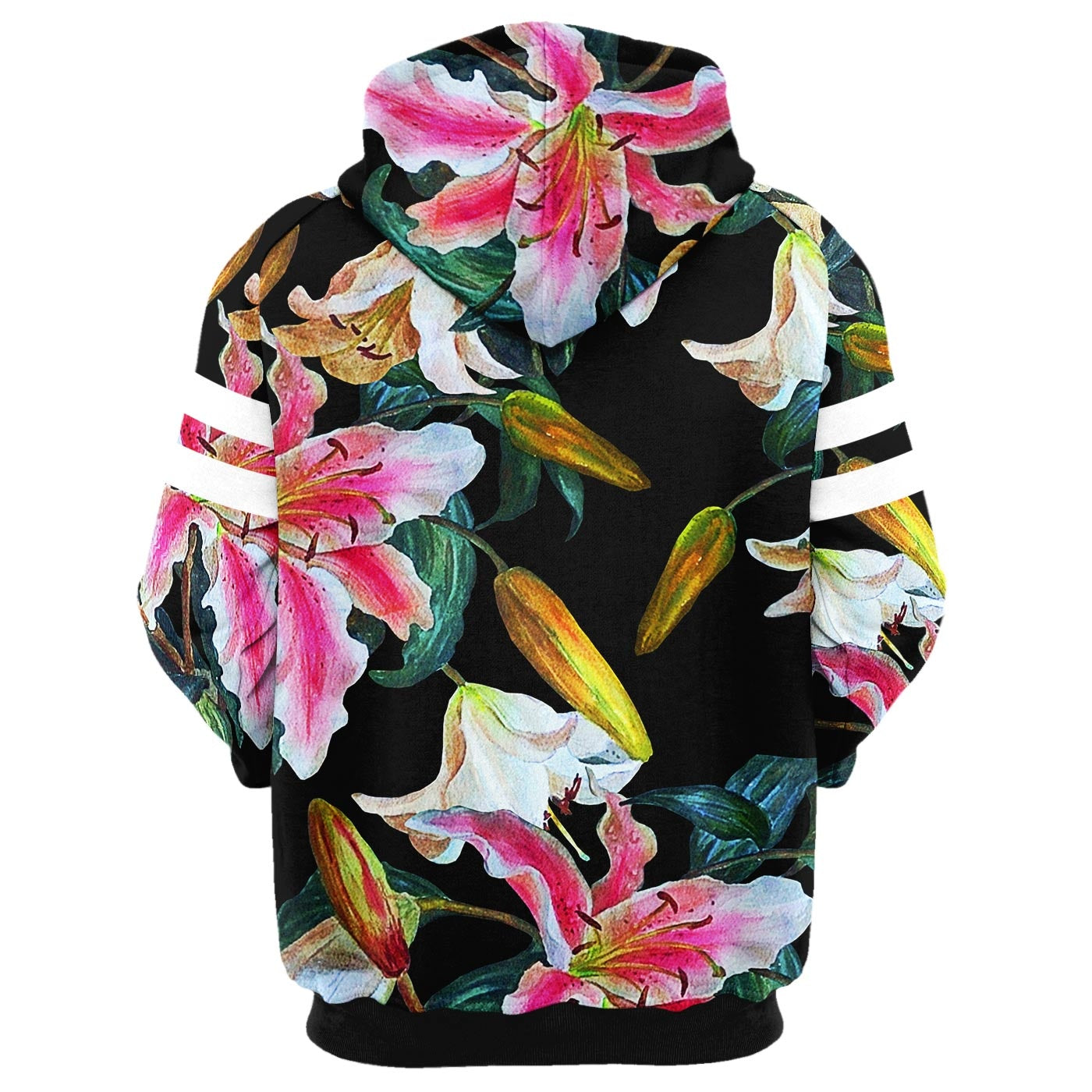 Lily Blossom Hoodie