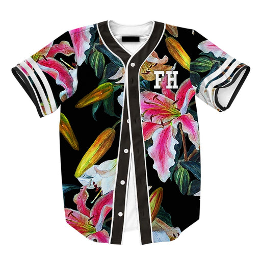 Lily Blossom Jersey
