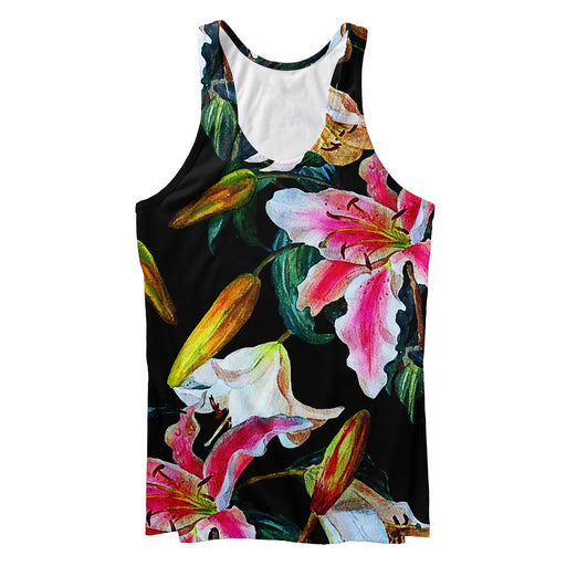 Lily Blossom Tank Top