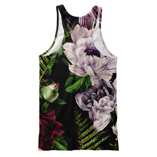 Evening Bouquet Tank Top