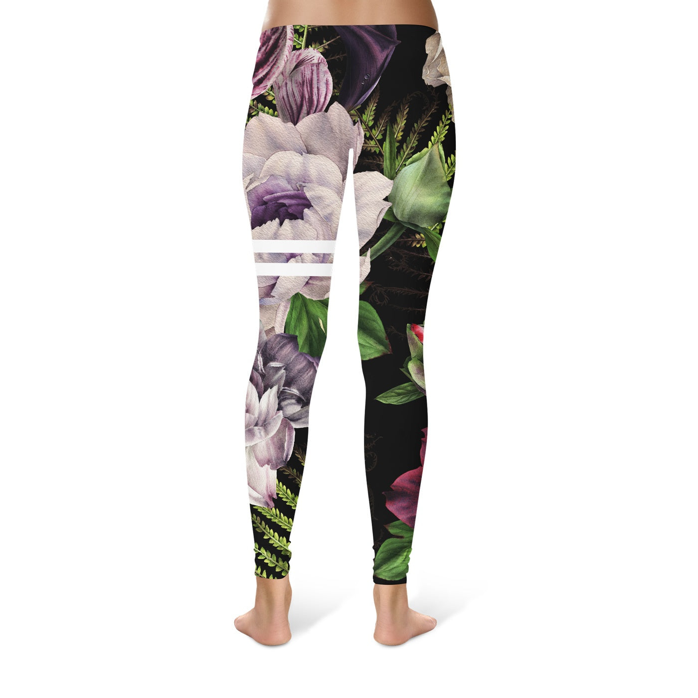 Evening Bouquet Leggings