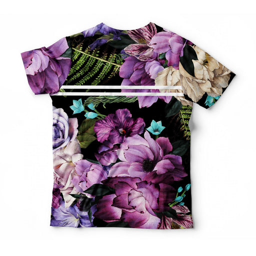 Magenta Purple Blossom T-Shirt