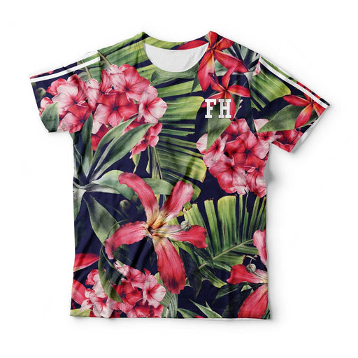 Exotic Floral T-Shirt