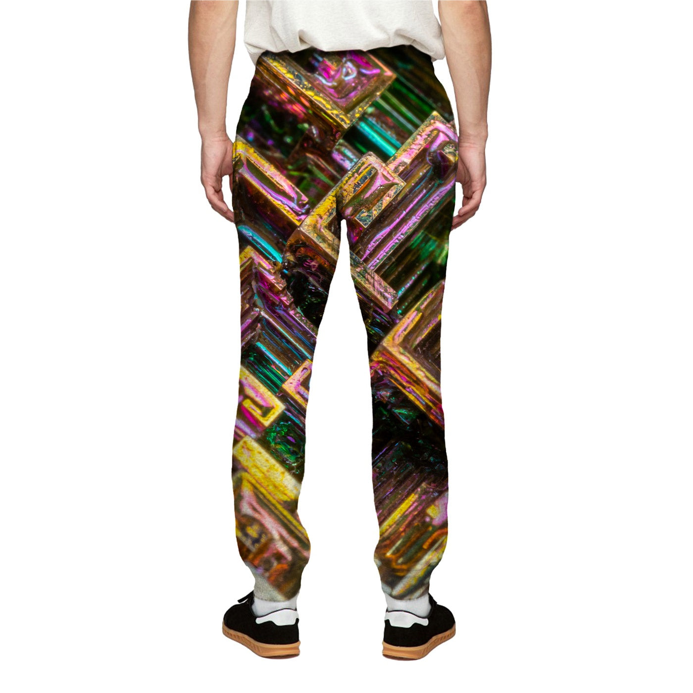 Mineral Bismuth Stone Sweatpants