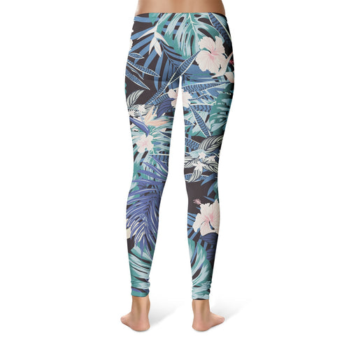 Dark Rosemallows Leggings