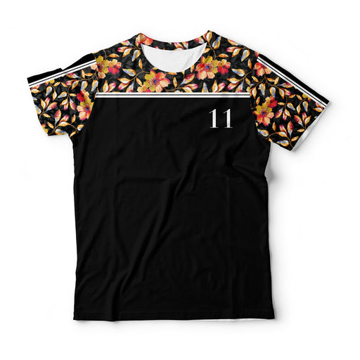 Golden Floral T-Shirt