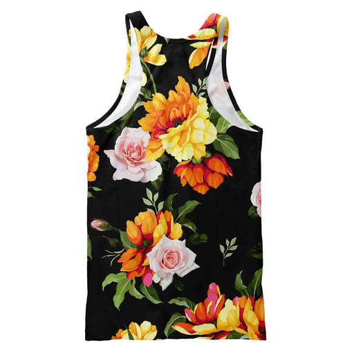 Venus Rose Blossom Tank Top