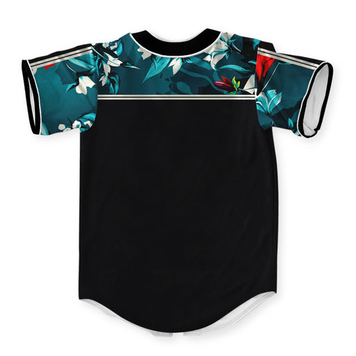 Emerald Floral Jersey
