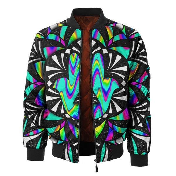 Eye See You Bomber Jacket