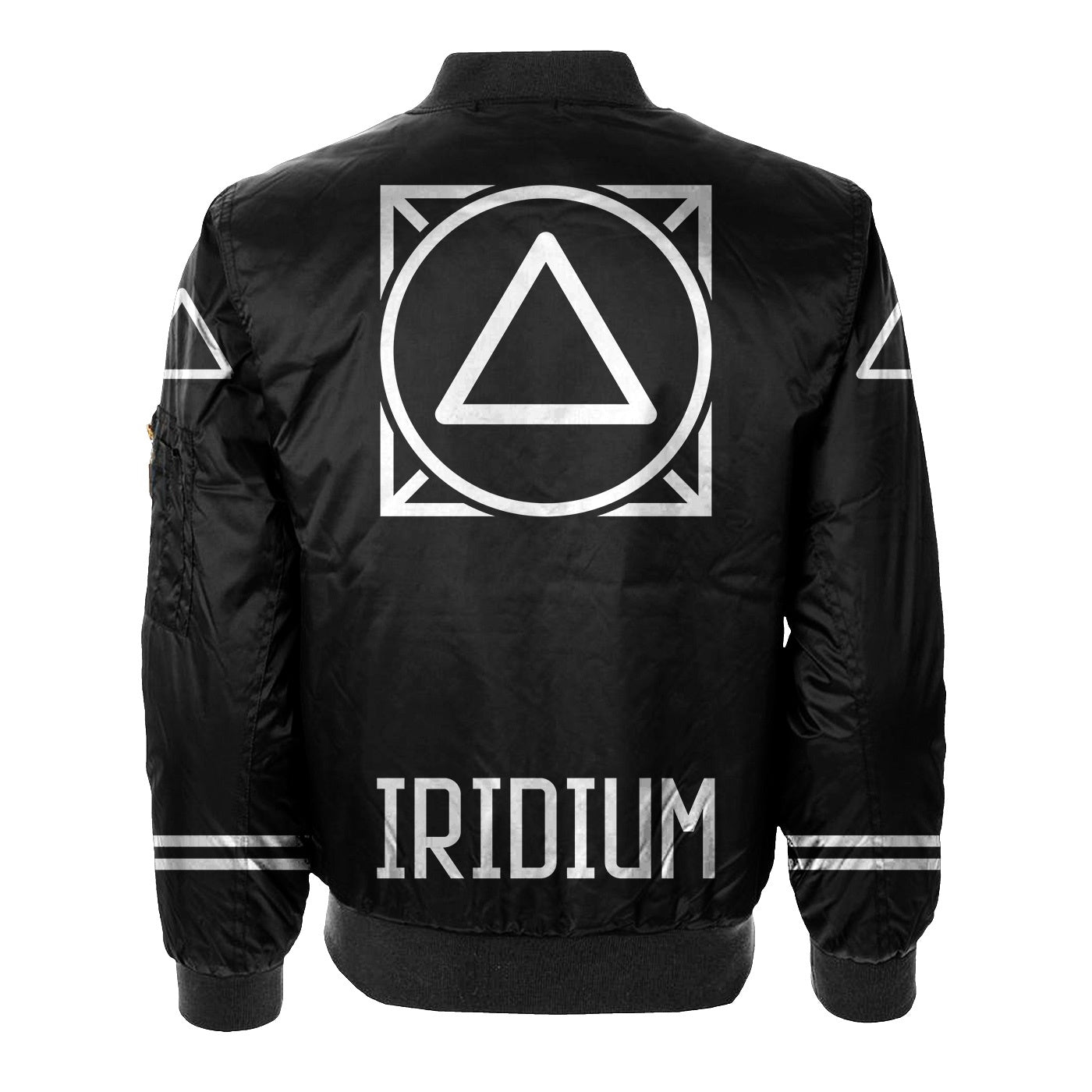 Iridium Bomber Jacket