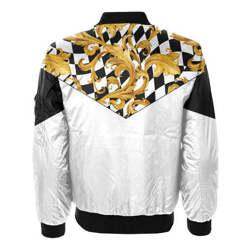 Golden Life Bomber Jacket
