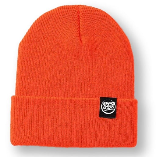 FH Orange Cuffed Beanie